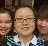 Nina,Leo & 郑文颖