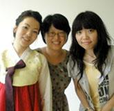 Silvia,Teresa&徐敏敏